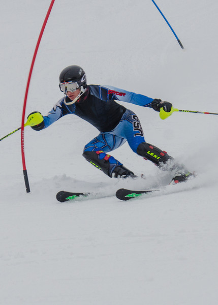 US Masters National Championship at Okemo Ladies B Course 3/22/14